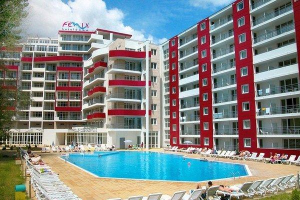 Hotel Fenix - Halfboard - фото 50