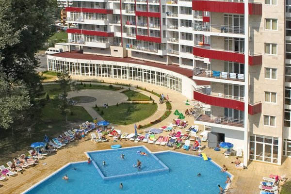 Hotel Fenix - Halfboard - фото 15