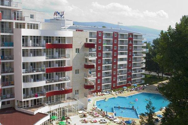 Hotel Fenix - Halfboard - фото 19