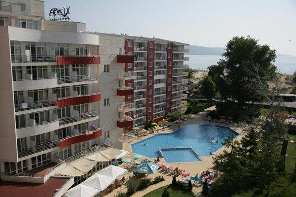 Hotel Fenix - Halfboard - фото 21