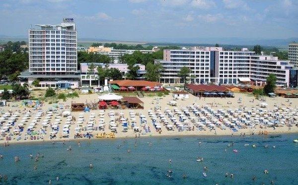 Hotel Globus - Halfboard - фото 32