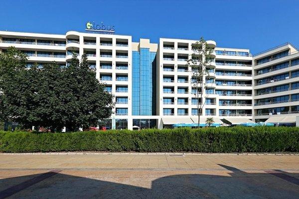 Hotel Globus - Halfboard - фото 23