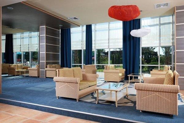 Hotel Globus - Halfboard - фото 5
