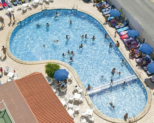 Cabana Hotel Benidorm - фото 50