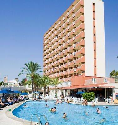 Cabana Hotel Benidorm - фото 18