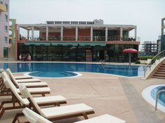 Апартаменты Sandapart Pollo Resort