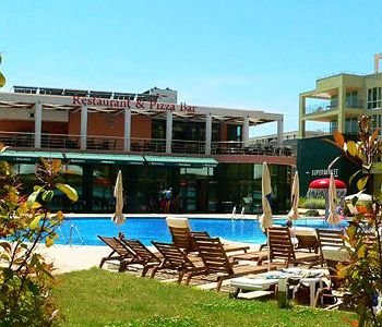 Апартаменты Sandapart Pollo Resort - фото 20