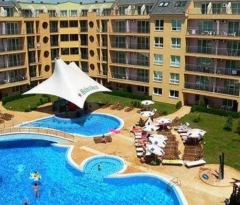 Апартаменты Sandapart Pollo Resort - фото 22
