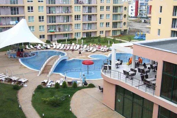 Апартаменты Sandapart Pollo Resort - фото 23