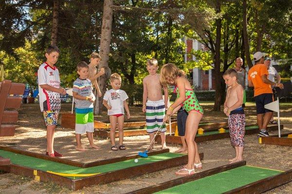 Hotel Laguna Park & Aqua Club - All Inclusive - фото 19