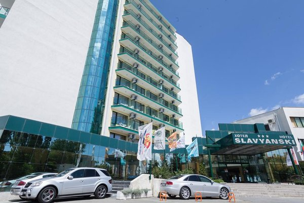 Hotel Slavyanski - фото 23