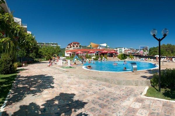 Green Fort Apartments - фото 15