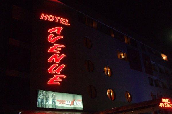 Hotel Avenue - фото 22