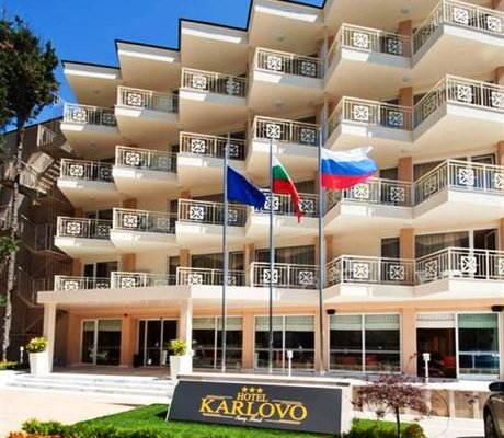 Karlovo Hotel - фото 39