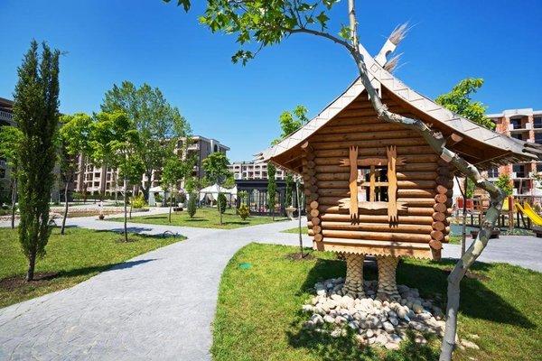 Cascadas Apartments - фото 33