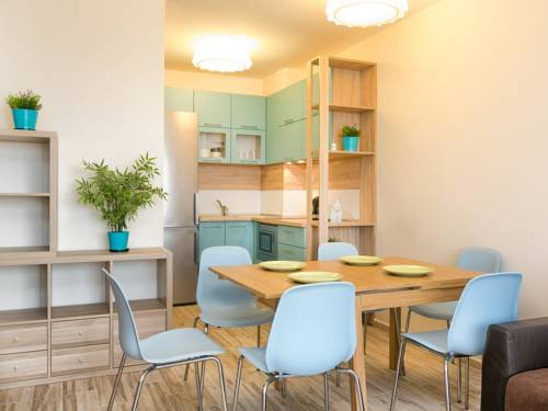 Cascadas Apartments - фото 12