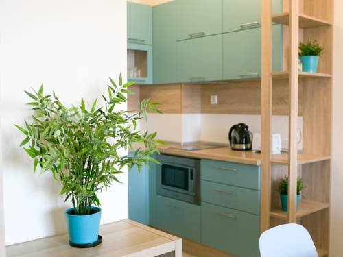 Cascadas Apartments - фото 16