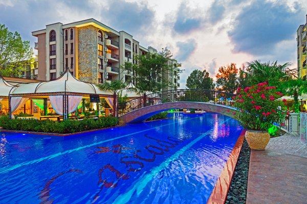 Cascadas Apartments - фото 23