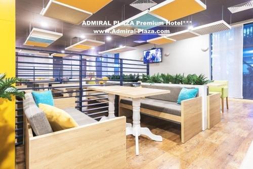 Admiral Plaza Apartments - фото 17