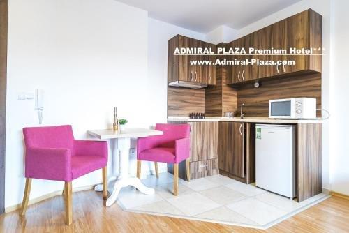 Admiral Plaza Apartments - фото 6