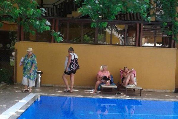 Hotel Villa Bora - фото 16