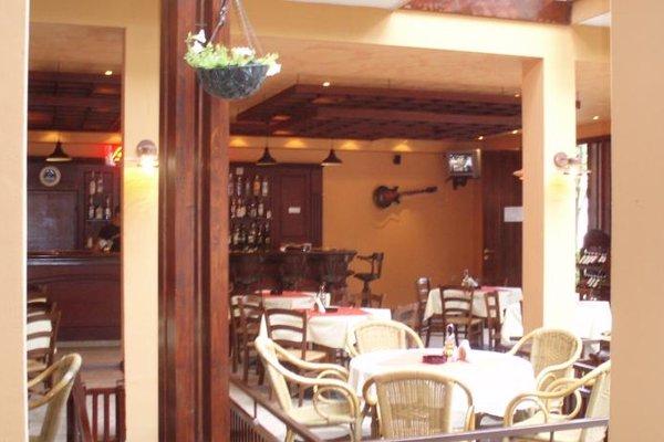 Hotel Villa Bora - фото 8
