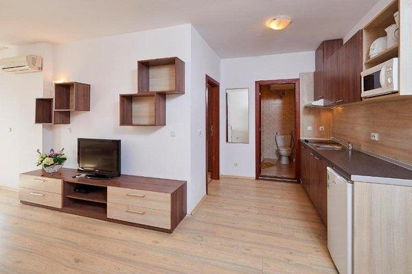 Menada Zornitsa Apartments - фото 10