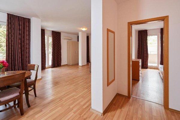 Menada Zornitsa Apartments - фото 13