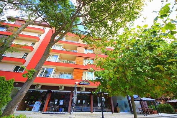 Menada Zornitsa Apartments - фото 22