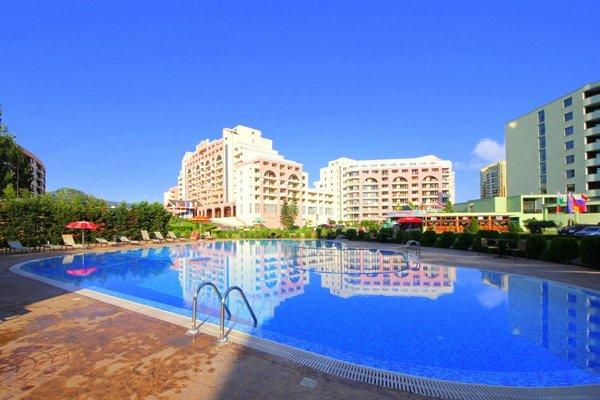 Menada Sunny Beach Plaza Apartments - фото 10