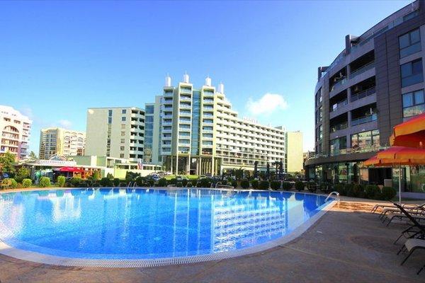 Menada Sunny Beach Plaza Apartments - фото 20