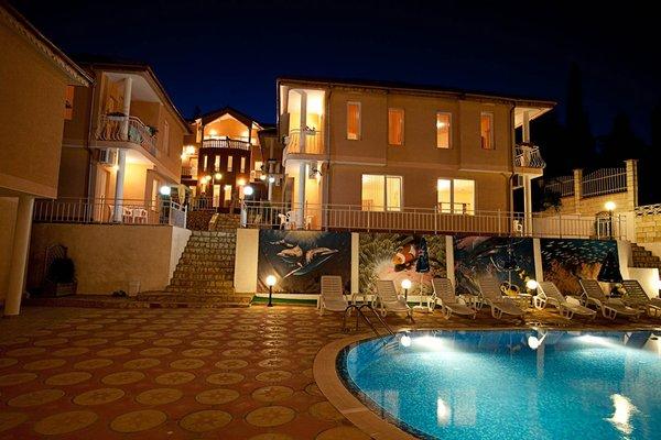 Aquarelle Hotel - фото 23