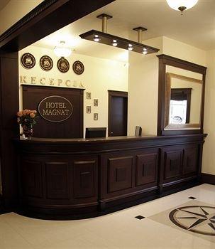 Hotel Magnat - фото 19