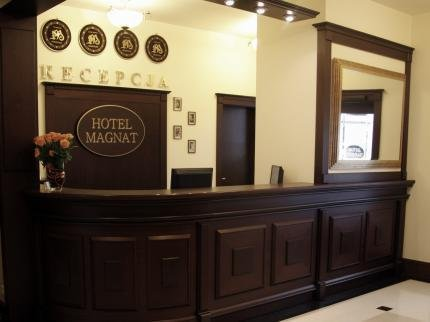 Hotel Magnat - фото 20