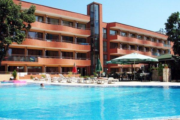 Kamchia Park Hotel - фото 34
