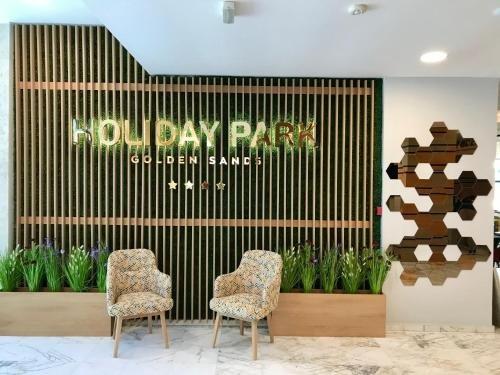 Holiday Park Hotel - фото 13