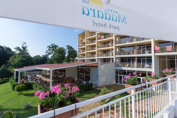 Madara Park Hotel - Все включено - фото 21