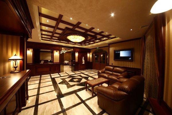 Отель AquaView - фото 7