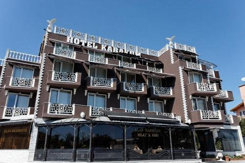 Hotel Kabakum - фото 36