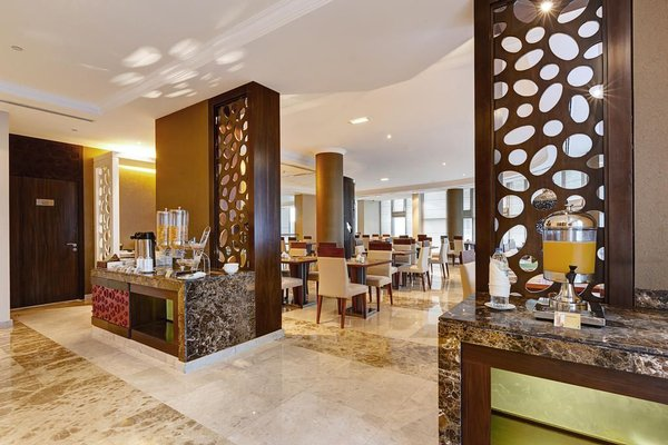 Abidos Hotel Apartment Al Barsha - фото 11