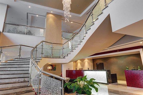 Abidos Hotel Apartment Al Barsha - фото 14