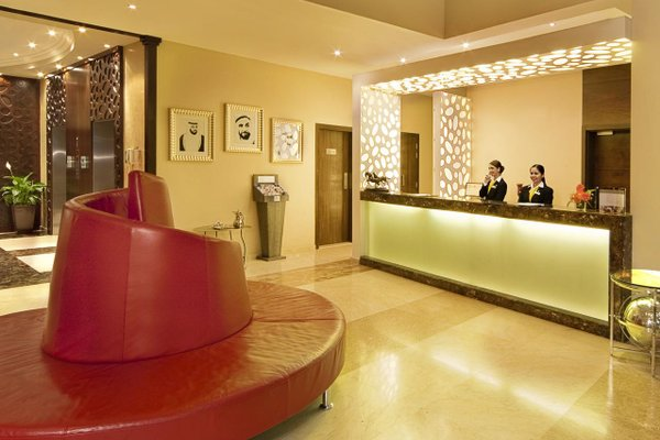 Abidos Hotel Apartment Al Barsha - фото 15