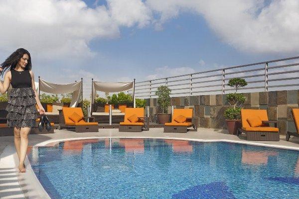Abidos Hotel Apartment Al Barsha - фото 20