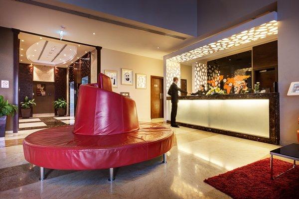Abidos Hotel Apartment Al Barsha - фото 4