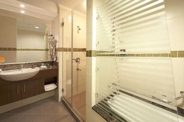 Abidos Hotel Apartment Al Barsha - фото 7