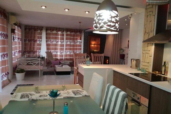 Guest Rooms Villa Sapphire - фото 10