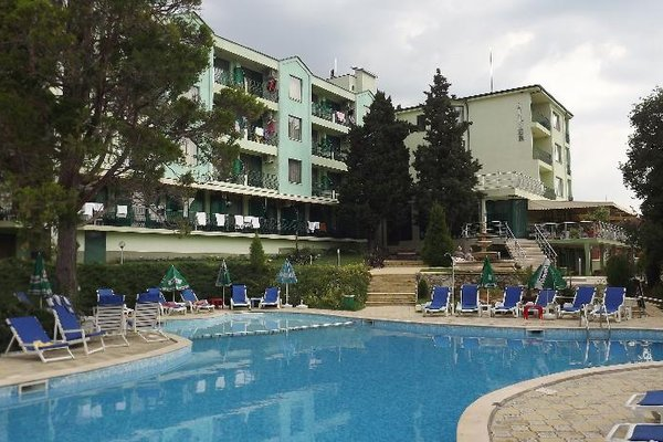 Hotel Silver - фото 17