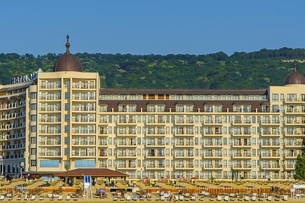 Hotel Admiral - фото 29