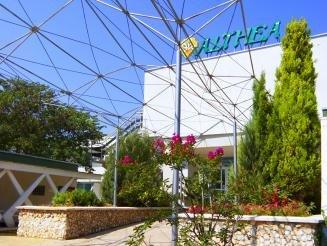 Отель Алтея - фото 15