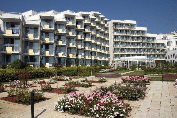 Отель «Laguna Beach», Албена